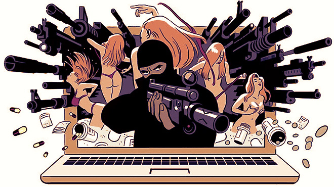 Internet Profunda o Internet Invisible (Deep Web)