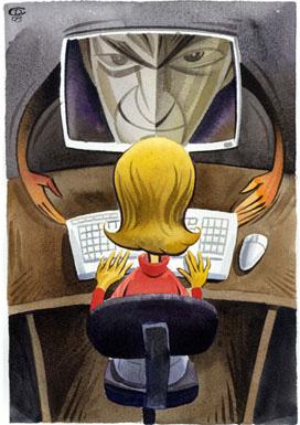 Depredadores en Internet