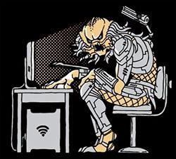 Los Depredadores en Internet son despiadados