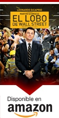 El Lobo de Wall Street esta disponible en Amazon
