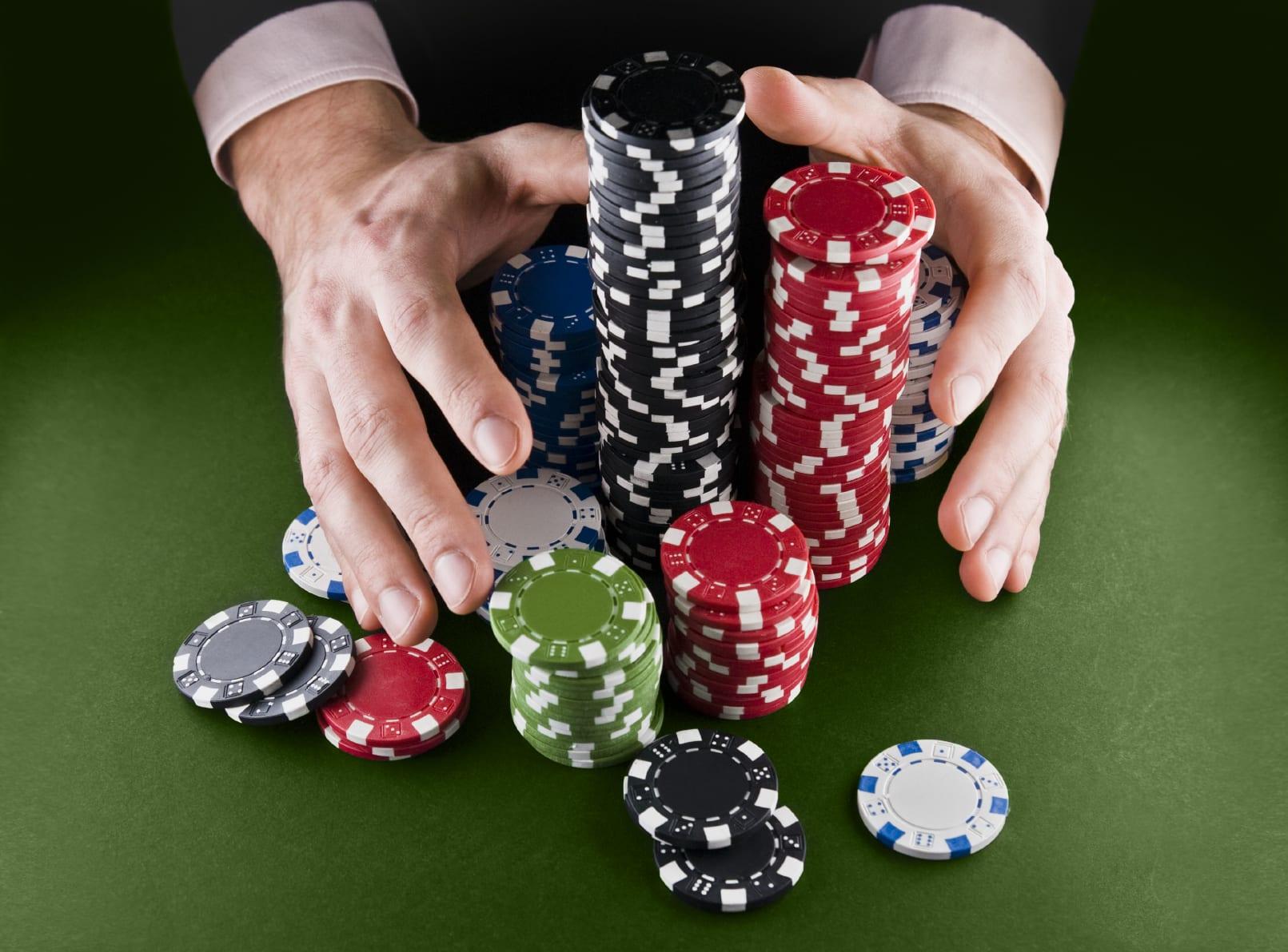 Jugando Póker